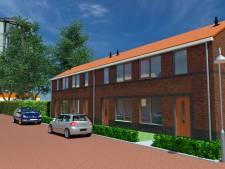 Zeeuwland begint met bouw vier nieuwe stadswoningen aan Karnemelksvaart Zierikzee