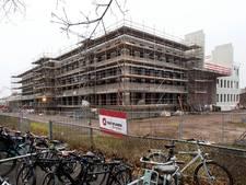 Verzet tegen parkeerstroken voor trucks op Dirk Boutslaan Eindhoven