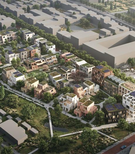 Beekblokken in de startblokken: 113 duurzame woningen voor eerste echte nieuwe wijk in Stadsoevers