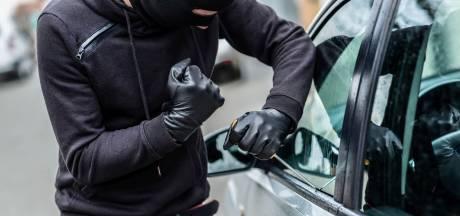 Minder autodiefstallen in eerste helft van het jaar