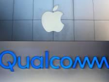 Apple en Qualcomm begraven de strijdbijl en sluiten megadeal