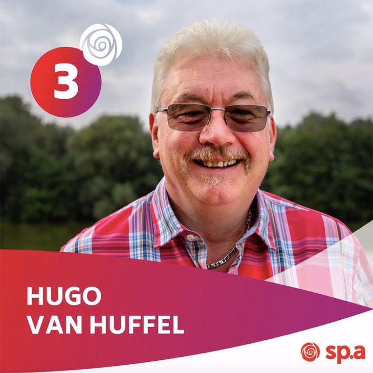 Hugo Van Huffel gelooft niet dat maar 192 Brakelaars voor hem hebben gestemd en beschuldigt partijgenoten van gesjoemel bij de telling van de voorkeurstemmen.