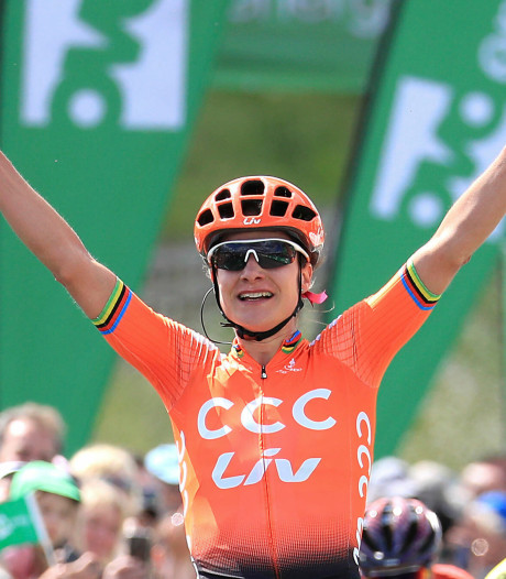 Marianne Vos tijdig hersteld voor wegrit Europese Spelen