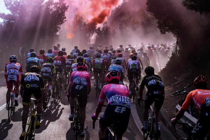 Beelden van Milaan - San Remo 2019.