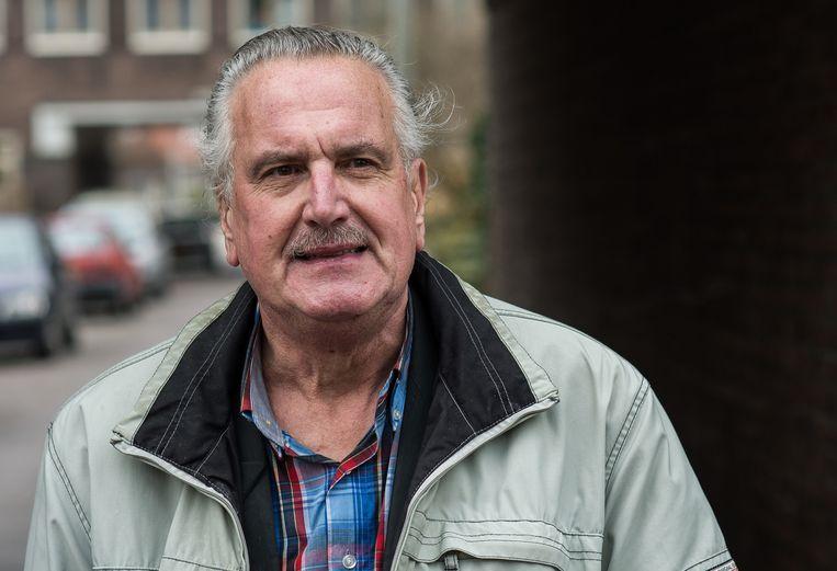 Hans Bethlehem (70). Beeld Mats van Soolingen