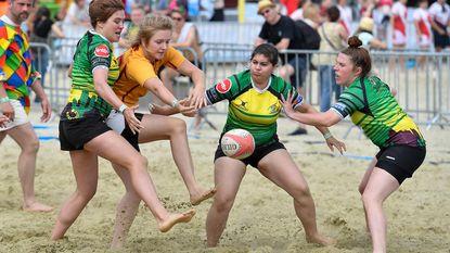 Veertig rugbyteams verwacht voor beachtornooi