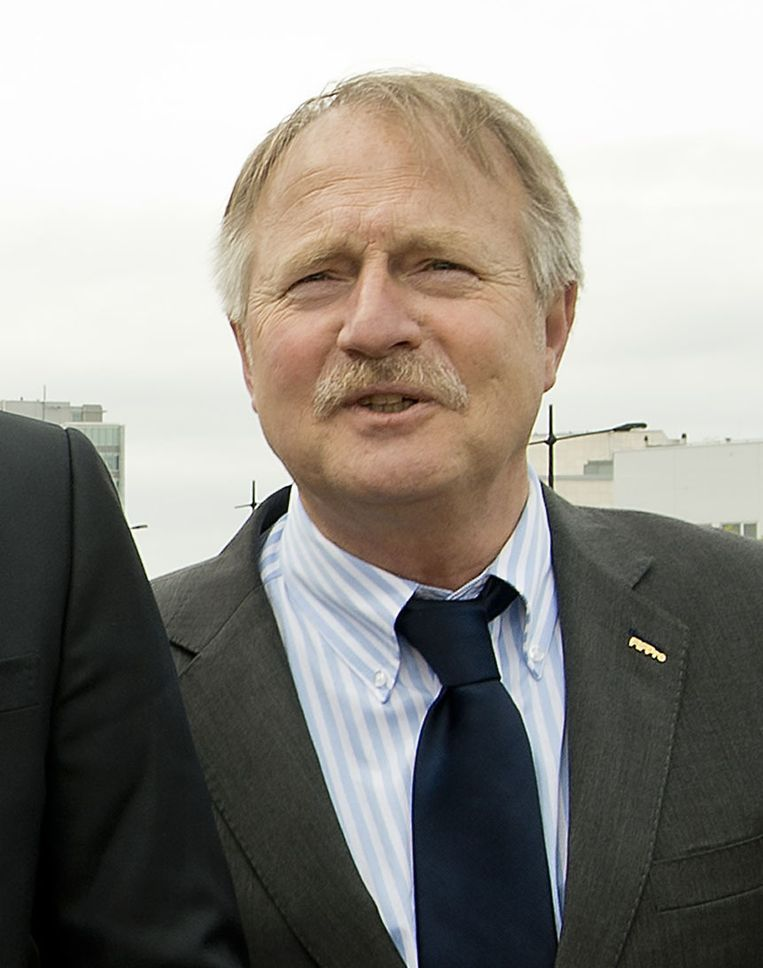 Theo van Seggelen.