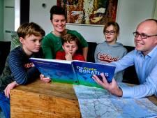 Dordtse familie gaat met de camper het hele land door: 'Elke dag in andere provincie'