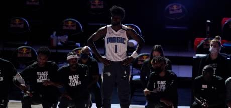 NBA-ster Isaac: 'Black Lives Matter, maar knielen en een shirt dragen niet nodig'