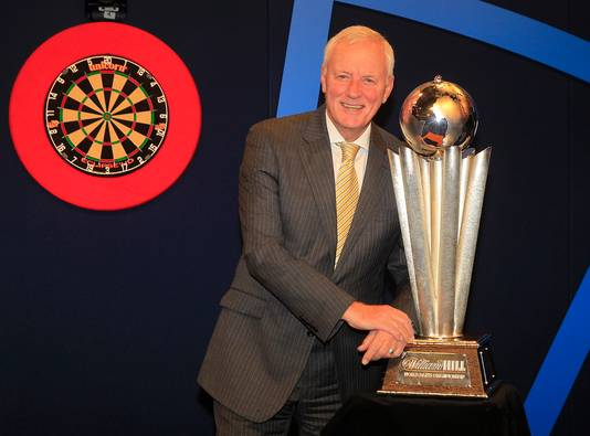 Barry Hearn.