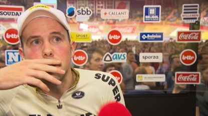 Moreno De Pauw ziet crash op Zesdaagse voor zijn ogen gebeuren