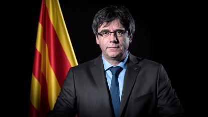 Puigdemont wil nieuwe wet om vanuit België te kunnen regeren