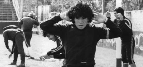 Bíjna had Maradona in Nederland gevoetbald, zo liepen 'we' hem mis