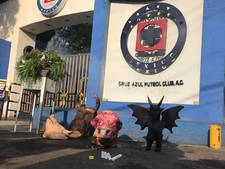 Mexicaanse club roept hulp in van heks Zulema