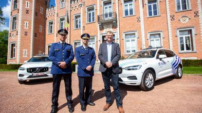 """Twee nieuwe Volvo's voor Dilbeekse politie en plaats voor negen nieuwe inspecteurs: """"We willen permanent twee ploegen op het terrein hebben"""""""