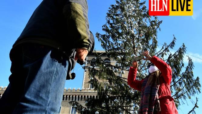 LIVE. Italianen moeten thuisblijven met Kerstmis en Nieuwjaar, Spanje versoepelt avondklok op feestdagen
