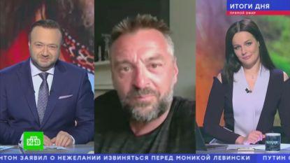 Niet alle Russen lachen met 'Dva Vodka' van Tom Waes