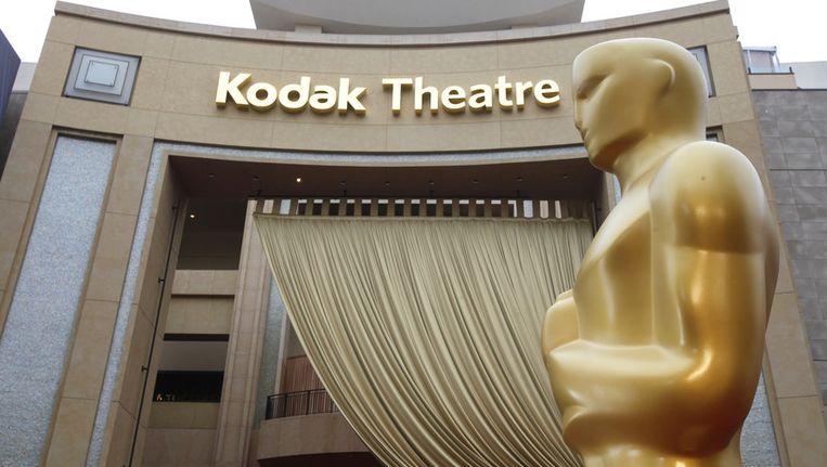 Het Kodak Theatre is niet meer, leve het Dolby Theatre.