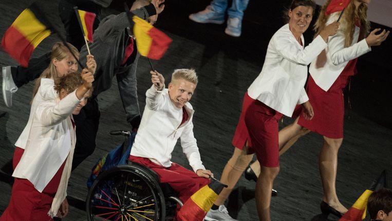 Marieke Vervoort is klaar voor haar eerste wedstrijd in Rio morgen.