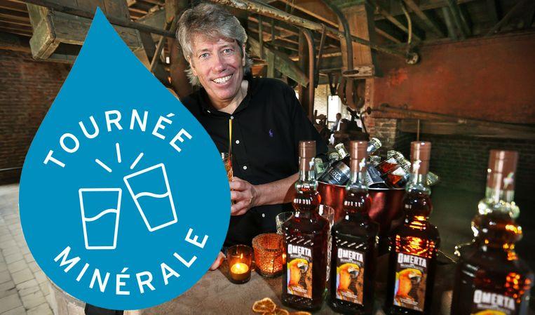 Mike Janssen van Brouwerij Wilderen neemt de organisatie van Tournée Minérale onder vuur.