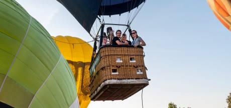 Tweede Osse Ballonfestival treft geweldig weer om te varen