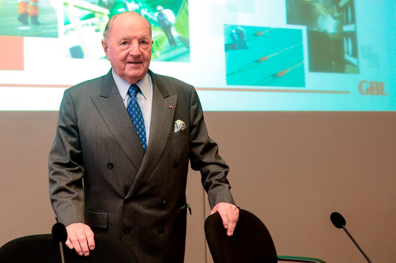Albert Frère geldt als de belangrijkste industrieel in het naoorlogse België. De selfmade man schopte het van ijzerhandelaar tot baron en meest vermogende Belg.