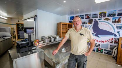 Ex-bakker verkoopt nu zalm en tong