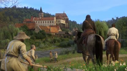 Historisch correct afzien in Kingdom Come: Deliverance