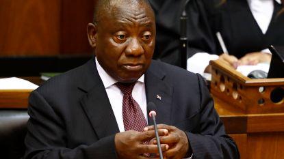 Trump verhit het debat over landonteigeningen blanke boeren in Zuid-Afrika