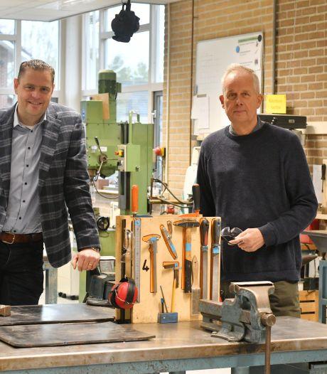 Praktijkonderwijs 't Genseler in Hengelo wil open blijven bij lockdown: 'Ouderraad smeekte er bijna om'