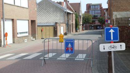 Stad past verkeerscirculatie aan