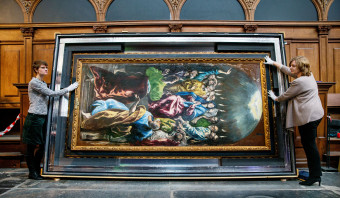 De geniale El Greco is voor even in Amsterdam