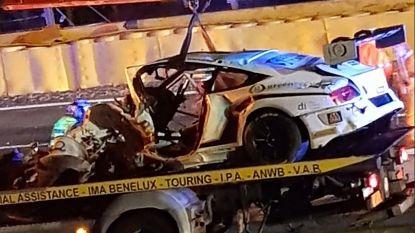 BMW zegeviert na incidentrijke race