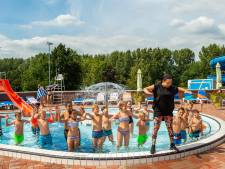 Les in Groenhovenbad: dans als in Fortnite