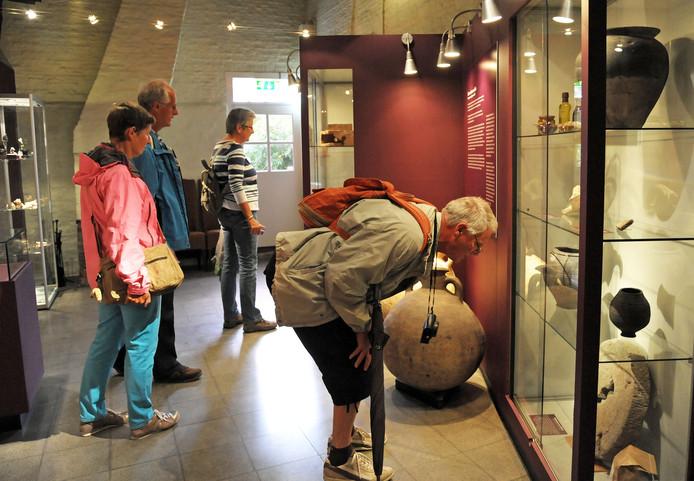 In het archeologisch museum in Aardenburg wordt van 18 mei tot en met 10 november een tentoonstelling gehouden over de bevrijding van Aardenburg, Eede en Sint Kruis.