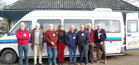 Te weinig vrijwilligers voor Op-en Neerijnenbus