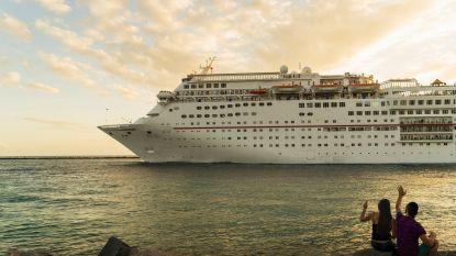 Stel zeventigers op cruise betrapt met koffers vol coke