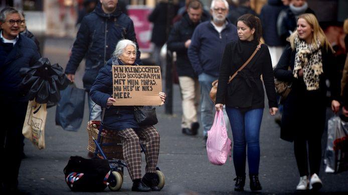 Financieel misbruik van ouderen gebeurt vaak in de familiesfeer.
