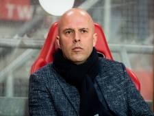 Arnesen zet zinnen op Slot als opvolger Advocaat