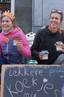 Vrijmarkt in centrum van Den Bosch loopt als een tierelier