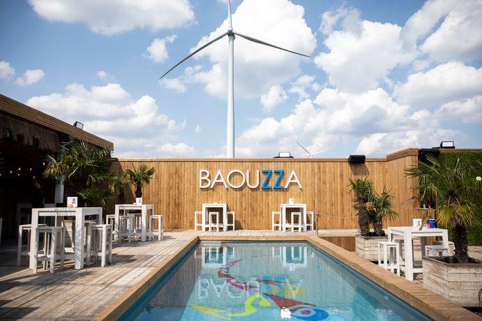 Ruim 60.000 gasten worden verwacht in Baouzza, de beachclub aan het Albertkanaal in Bilzen.