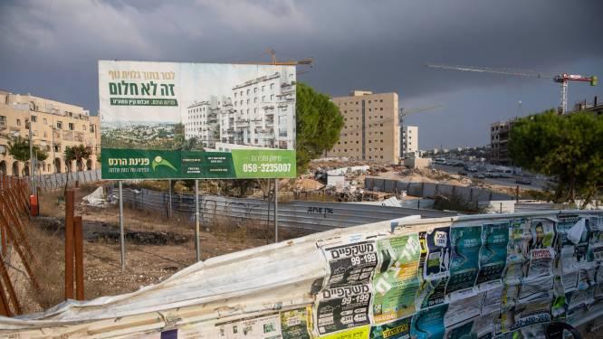 Israël hervat nederzettingenproject in Oost-Jeruzalem