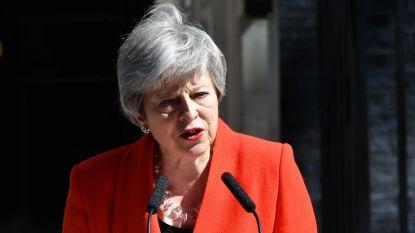 Van 'Ze is weg!' tot 'Opgeruimd staat netjes': Britse pers haast euforisch over exit Theresa May