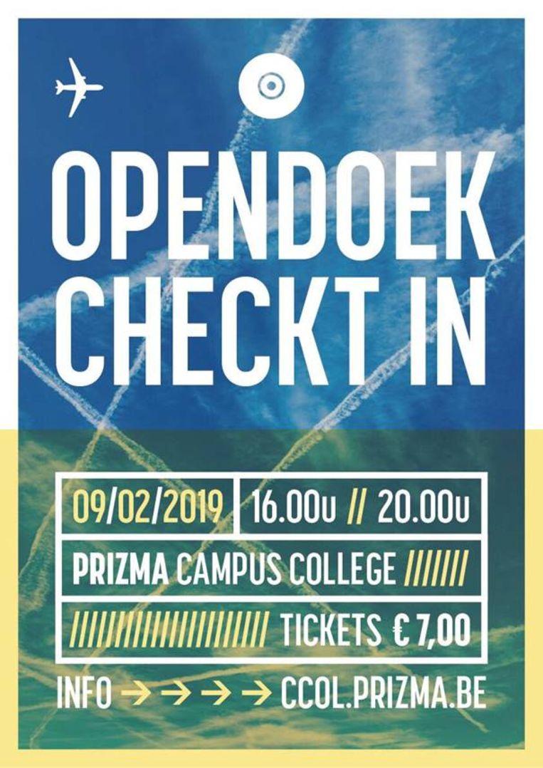 Open Doek prizma campus College