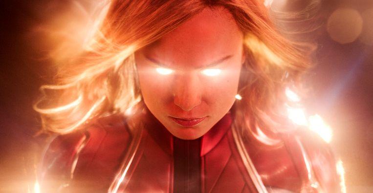 Captain Marvel neemt het waarschijnlijk over van Captain America.