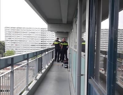 Mogelijk familiedrama in flat nabij metrostation Hesseplaats