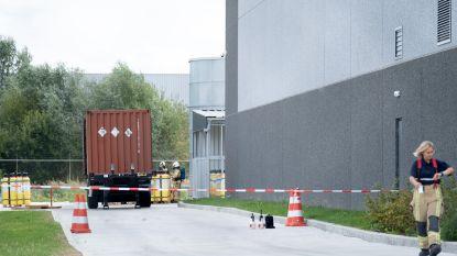 """Perimeter ingesteld op Seveso-bedrijf: """"Toxische gassen vrijgekomen in zeecontainer"""""""