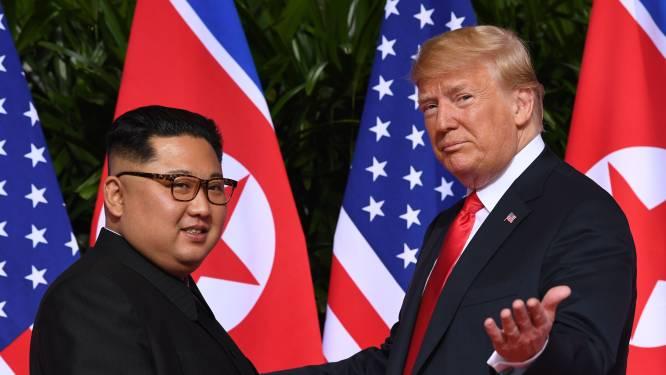 """Noord-Korea over Trump: """"Niets is hypocrieter dan een loze belofte"""""""