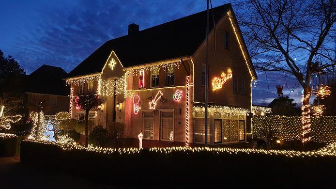 Kersthuis Hardenberg