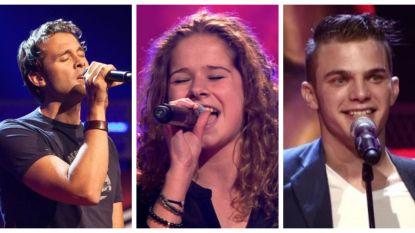 Kippenvel! Dit zijn de strafste audities uit 5 seizoenen 'The Voice van Vlaanderen'